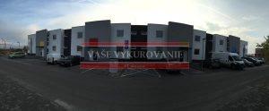 Bytový dom Čierna Voda - Chorvátky Grob