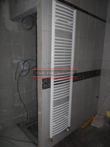 Kúpeľňový radiátor II.