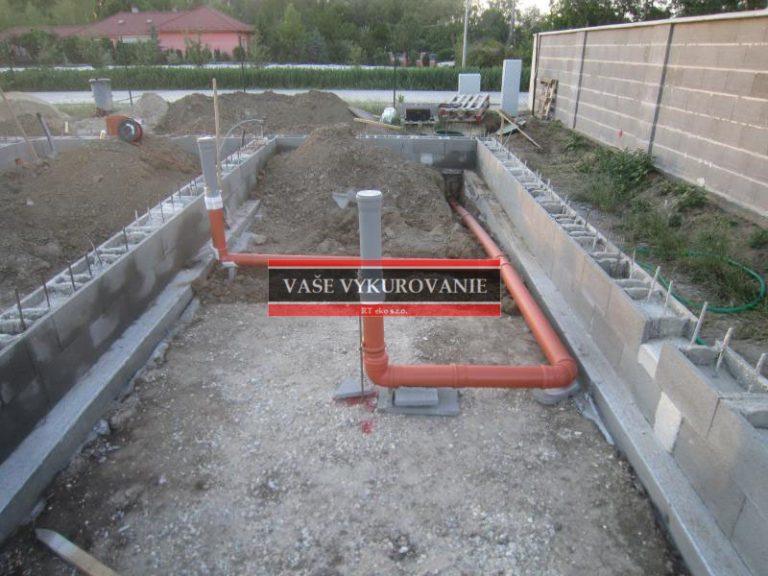 Kompletné riešenie kanalizácie od základov 3