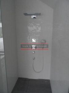 Montáž sprchových kútov