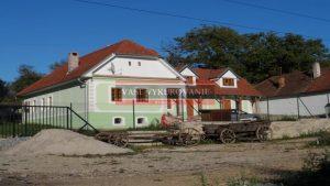 Myjava, historická budova, radiátorové vykurovanie, tepelné čerpadlo