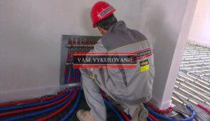 Nastavenie, vyregulovanie vykurovacích systémov
