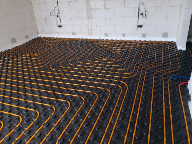 Podlahové vykurovanie Gabotherm