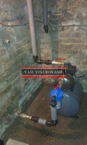 Rekonštrukcie rozvodov vody a kanalizácie