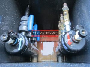 Rozdeľovač primárneho okruhu pre tepelné čerpadlo-1