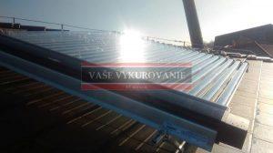 Slnečné kolektory Viessmann Vitosol 200T