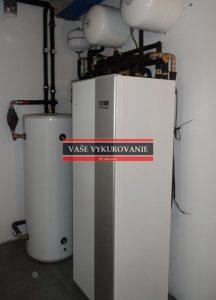 Tepelné čerpadlo NIBE F1245-8 PC zem-voda Stupava