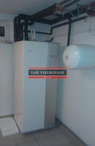 Tepelné čerpadlo NIBE vzduch-voda vnútorná jednotka