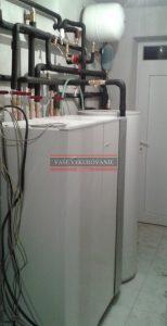 Tepelné čerpadlo Nibe 1145 voda-voda Reca