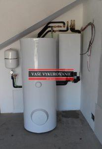 Tepelné čerpadlo Viessmann Vitocal 200-S vzduch-voda