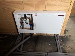 regulátor tlaku vody s filtrom